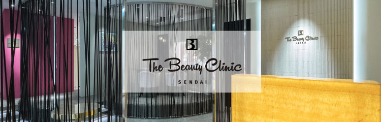 THE BEAUTY CLINIC SENDAIバナー