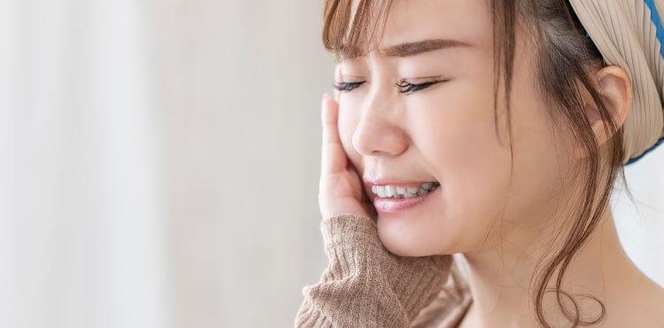 小顔プチ整形施術後の痛み